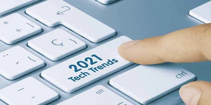 2020- The Year of Tech and Vision 2021