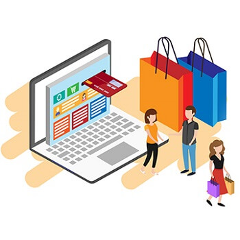 We Provide E-commerce solution That fits according to your need