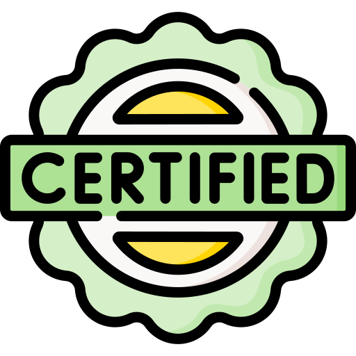 CERTIFIED SERVICE PROVIDER