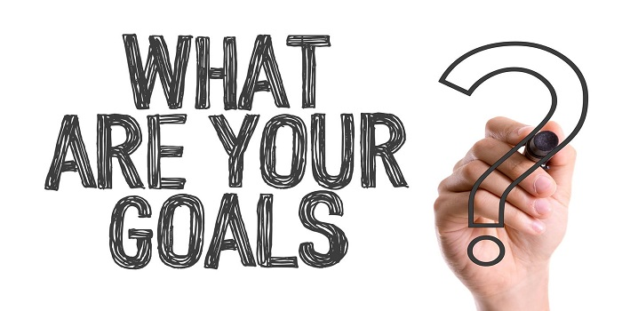 Set Out Your Goals