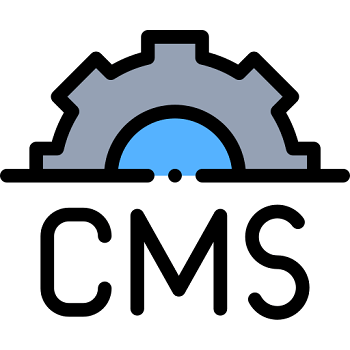 We developed python backed our own CMS.